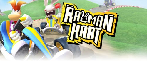 Mobile game Rayman Kart - screenshots. Gameplay Rayman Kart