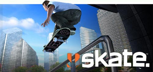 Mobile game Skate - screenshots. Gameplay Skate