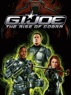 Mobile game G.I. JOE: The Rise of Cobra - screenshots. Gameplay G.I. JOE: The Rise of Cobra