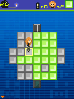 Mobile game Kim Possible - screenshots. Gameplay Kim Possible