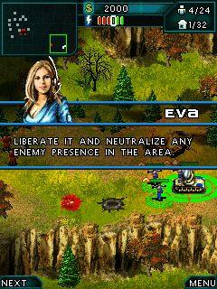 7 [Java Game   Dàn trận] Giải cứu thế giới   Nhiệm vụ bất khả thi (Command   Conquer Red Alert Mobile)
