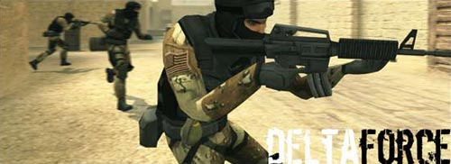 Mobile game Delta Force - screenshots. Gameplay Delta Force