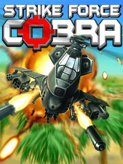 Mobile game Cobra Strike Force - screenshots. Gameplay Cobra Strike Force