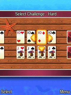 Mobile game Party Island Solitaire 16 Pack - screenshots. Gameplay Party Island Solitaire 16 Pack