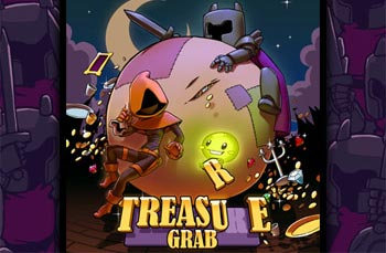 Mobile game Treasure Grab - screenshots. Gameplay Treasure Grab