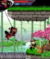 Mobile game 99 Ninjas - screenshots. Gameplay 99 Ninjas