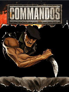 Mobile game Commandos - screenshots. Gameplay Commandos