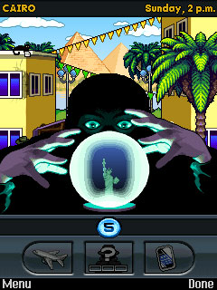 Mobile game Where in The World is Carmen Sandiego - screenshots. Gameplay Where in The World is Carmen Sandiego