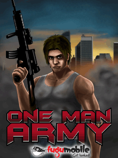 Mobile game One Man Army - screenshots. Gameplay One Man Army