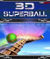 3D Super Ball game ponsel Java jar