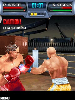 Mobile game KO Fighters 3D - screenshots. Gameplay KO Fighters 3D