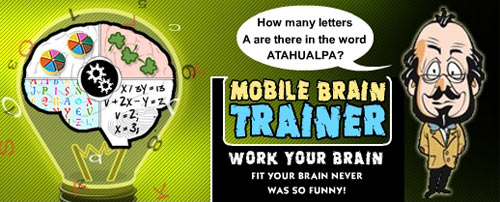 Mobile game Mobile Brain Trainer Plus - screenshots. Gameplay Mobile Brain Trainer Plus
