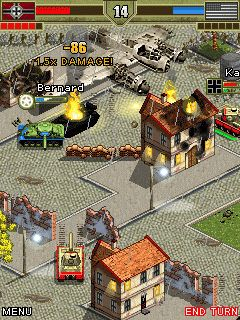 Mobile game Panzer General - screenshots. Gameplay Panzer General