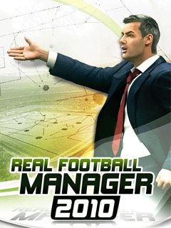 Mobile game Real Football Manager 2010 - screenshots. Gameplay Real Football Manager 2010