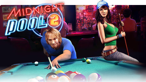 Mobile game Midnight Pool 2 - screenshots. Gameplay Midnight Pool 2