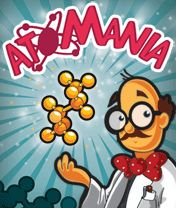 Mobile game Atomania - screenshots. Gameplay Atomania