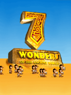 Mobile game 7 Wonders - screenshots. Gameplay 7 Wonders