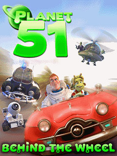 Planet 51: Behind The Wheel