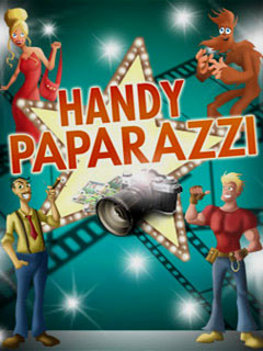 Mobile game Handy Paparazzi Snapshot - screenshots. Gameplay Handy Paparazzi Snapshot