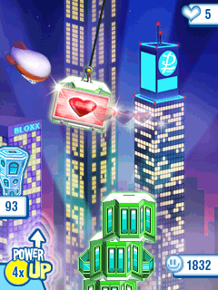 Mobile game Tower Bloxx: New York - screenshots. Gameplay Tower Bloxx: New York