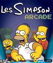 Download free mobile game: The Simpsons Arcade - download free games for mobile phone