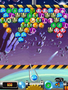 Mobile game Bubble Town 2 - screenshots. Gameplay Bubble Town 2
