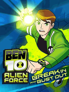 Mobile game Ben 10: Alien Force Break in and bust - screenshots. Gameplay Ben 10: Alien Force Break in and bust