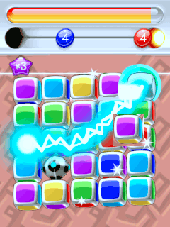 Mobile game Cube Smashers - screenshots. Gameplay Cube Smashers