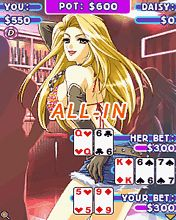 Mobile game Sехy Poker 2009 - screenshots. Gameplay Sехy Poker 2009