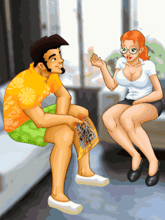 Mobile game Dirty Jack: King of Роrn 2 - screenshots. Gameplay Dirty Jack: King of Роrn 2