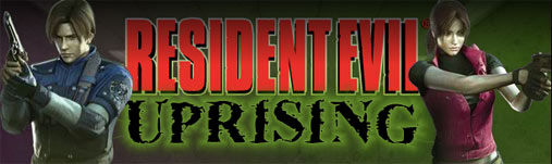 Mobile game Resident Evil: Uprising - screenshots. Gameplay Resident Evil: Uprising
