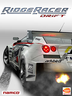 Mobile game Ridge Racer Drift - screenshots. Gameplay Ridge Racer Drift