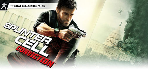 Mobile game Splinter Cell: Conviction - screenshots. Gameplay Splinter Cell: Conviction