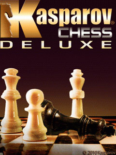 Kasparov Chess Deluxe - java game for mobile. Kasparov Chess240