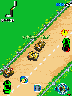 Mobile game Car Crash Racing - screenshots. Gameplay Car Crash Racing