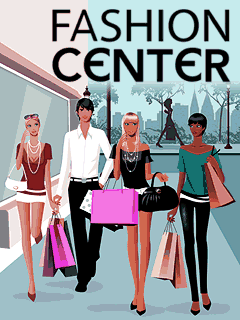 Mobile game Fashion Center - screenshots. Gameplay Fashion Center