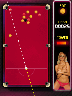 Mobile game FHM Bar Games: Pinups Edition - screenshots. Gameplay FHM Bar Games: Pinups Edition