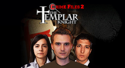 Crime Files 2 The Templar Knight - java game for mobile. Crime ...