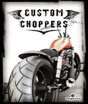 Mobile game Custom Choppers - screenshots. Gameplay Custom Choppers