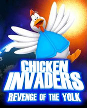 Mobile game Chicken Invaders Revenge Of The Yolk - screenshots. Gameplay Chicken Invaders Revenge Of The Yolk