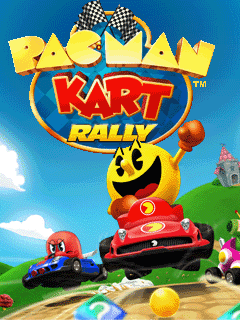 Download PAC-MAN Kart Rally 3D Game Hp Java