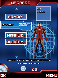 Mobile game Iron Man 2 - screenshots. Gameplay Iron Man 2