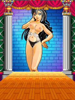 Mobile game Knocker Hentai - screenshots. Gameplay Knocker Hentai