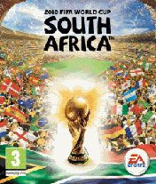 Mobile game Fifa 2010: South Africa World Cup - screenshots. Gameplay Fifa 2010: South Africa World Cup