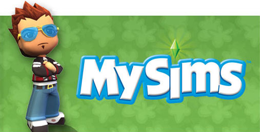 My Sims - java game for mobile. My Sims free download.