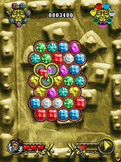 Mobile game Nick Diamond's: Jewel Towers - screenshots. Gameplay Nick Diamond's: Jewel Towers