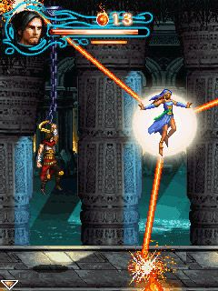 Mobile game Prince of Persia: The Forgotten Sands - screenshots. Gameplay Prince of Persia: The Forgotten Sands