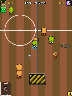 Mobile game Toon Cup - screenshots. Gameplay Toon Cup