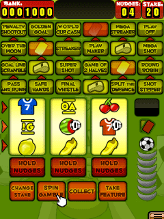 Mobile game Slot Machine World Cup Edition - screenshots. Gameplay Slot Machine World Cup Edition