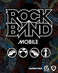 Mobile game Rock Band Mobile - screenshots. Gameplay Rock Band Mobile